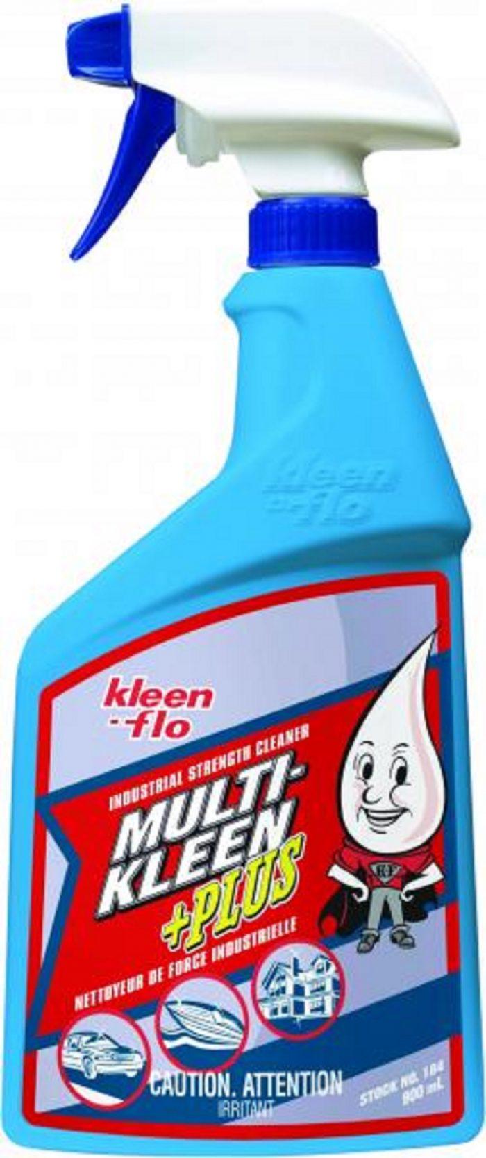 Profesjonalny środek czyszczący KleenFlo pojemność 4 litry nr.kat.186