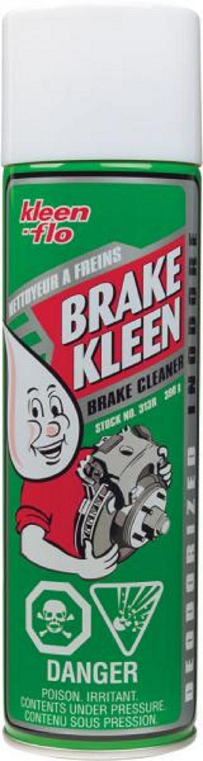 Preparat czyszczący do hamulców KleenFlo nr.kat.313