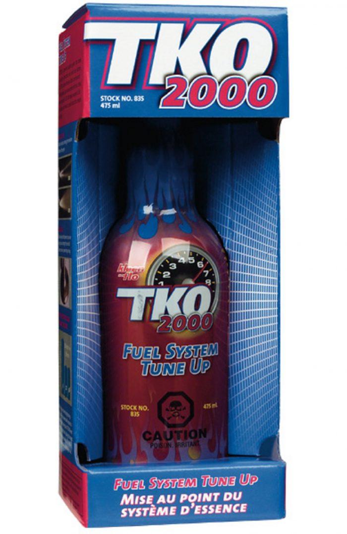 Środek czyszczący do benzynowego układu paliwowego TKO 2000 KleenFlo nr.kat.835